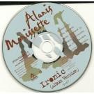 Alanis Morissette Ironic promo CD