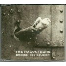 the ranconteurs broken boy soldier CD