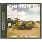 the triffids wide open road PROMO CDS