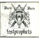 lostprophets burn burn PROMO CDS