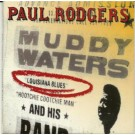 Paul Rodgers muddy waters PROMO CDS