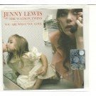Jenny Lewis with the Watson Twins you are what you love ACETATE CD