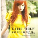 A Fine Frenzy One Cell In The Sea PROMO CD