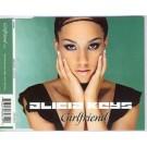 Alicia Keys Girlfriend PROMO CDS