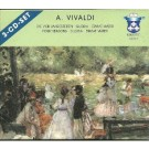 Antonio Vivaldi Gloria 4 Seasons Concert 3CD