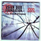 Asian Dub Foundation 1000 Mirrors Uk Promo Cd-single
