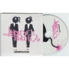 Audio Bullys Generation 14 Tracks Euro promo CD