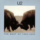 U2 Best of 1990-2000 DVD 4 Track Promo
