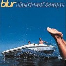 Blur The Great Escape Euro CD