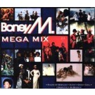 Boney M. - Mega Mix PROMO CDS