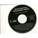 Buju Banton Unchained Spirit PROMO CDS