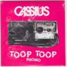 Cassius Toop Toop Euro prOmO CD