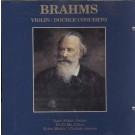 Chicago Symphony Orhestra Violin / Double Concerto (Brahms) CD