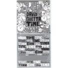 David Guetta Time 1 Track Euro prOmO cd