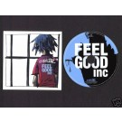 Gorillaz Feel Good Inc EURO promo cd-s with De la Soul