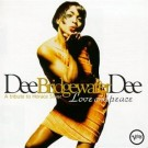 Dee Dee Bridgewater Love And Peace CD