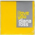 Diana Ross I Love You Euro prOmO CD
