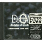 Disciples of Annihilation New York City Speedcore CD