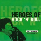 Domino Fats Heroes Of Rock 'n' Roll CD