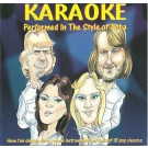 e2 Presents Karaoke Performed In The Style Of Abba CD