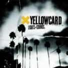 Yellowcard LIGHTS AND SOUNDS interview disc PROMO CD