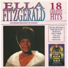 Ella Fitzgerald The Best Of Ella Fitzgerald CD