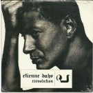 Etienne Daho Reevolution PROMO CD