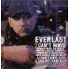 Everlast I Can't Move (Promo Single) PROMO CDS