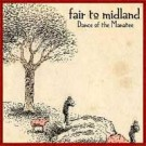 Fair To Midland Dance Of The Manatee PROMO CDS