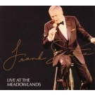 Frank Sinatra Live At The Meadowlands CD