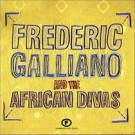 Frederic Galliano and the African Divas The Mom Kai Suite CD