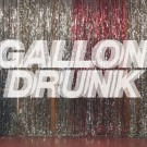 Gallon Drunk Grand Union Canal PROMO CDS