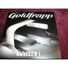 Goldfrapp Number 1 Euro promo Cd