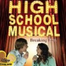 High School Musical Breaking Free PROMO CDS