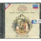H. von Karajan - Wiener Philharmoniker W. A. Mozart - Le Nozze Di Figaro CD