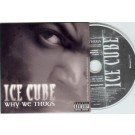 Ice Cube Why We Thugs Euro prOmO CD