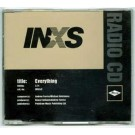 INXS Everything PROMO CDS