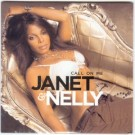 Janet Jackson & Nelly CALL ON ME 2 MIXES CDS