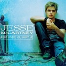Jesse McCartney Right where you want me PROMO CDS