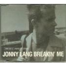Jonny Lang Breakin'me PROMO CDS