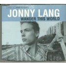 Jonny Lang wander this world PROMO CDS