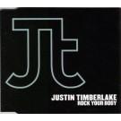 Justin Timberlake Rock Your Body PROMO CDS