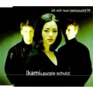 Kami Manns; Purple Schulz Ich Will Raus [sehnsucht] '99 CD