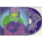 Keith Caputo Why? PROMO CDS