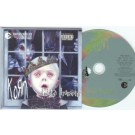 Korn Twisted Transistor 2 tracks Euro CDS