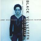Lenny Kravitz Black velveteen PROMO CDS