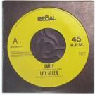 Lily Allen Smile 2 Tracks PROMO CDS