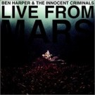 Ben Harper Live from Mars 2 CD-SET