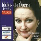 Montserrat Caballe LOS DIVOS DE LA OPERA-MONSERRAT CABALLE-VOL-1 CD