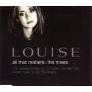 Louise All That Matters: The Mixes CD